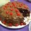 Choco-cherry Cake