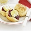Classic Scones with Jam & Clotted Cream