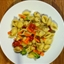 Cold Pasta Salad (:
