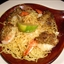 Crab Stuffed Shrimp With White Wine Sauce