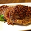 Cranberry-Pecan Stuffed Beef Sirloin Roast