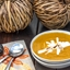 Creamy Curry Cocunut Pumpkin Soup