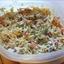 Creamy Lower-Fat Coleslaw
