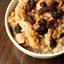 Creamy Rice Pudding with Cinnamon and Raisins