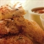 Crispy Chicken with Rosemary Lemon Salt