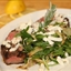 Crumbled Goat Cheese NY Grilled Strip Steak Salad