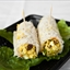 Curried Egg Salad Pinwheels