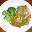 Curried Pork and Mango Stir Fry