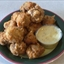 Deep Fried Mushrooms With Horseradish Sauce