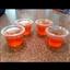 Jello Shots - Dreamsicle
