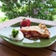 Easy Breezy Strawberry Rhubarb Pie