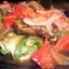 Ejotes en Huevo (green beans in egg batter)