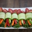 Fresh Veggie Summer Rolls