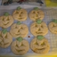 Glowing Jack-O-Lantern Cookies