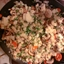 Gluten free, Dairy Free Chicken Fried Rice