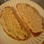 Greek Style Open-Face Tuna Sandwich