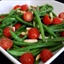 Green Bean Salad with Maple Dijon Vinaigrette: