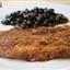 Grilled adobo-marinated beef (Carne asada y adobada)
