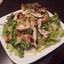 Grilled chicken Ceasar salad
