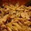 Grilled Chicken Fettucine Alfredo