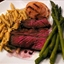 Grilled Ribeye Steak with Cabernet Sauvignon Sauce