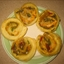 Herbed Pizza Wheels