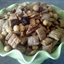Honey Ginger Cranberry Orange Snack Mix