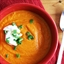 Indian Spiced Carrot Soup with Ginger