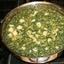 Indian Spinach (saag Panir)