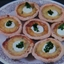 Irish Leek & Swiss Tarts