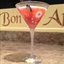 Italian Pomegranate  Martini