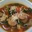 Italian Sausage & Escarole Stew