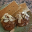 Stuffed Mushrooms with Sweet Italian Sausage, Goat Cheese & Figs