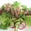 Japanese Steak Salad with Sesame Dressing