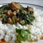 Lamb with Spinach (Saag-Gosht)