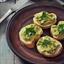 Lebanese Avocado Appetizer (Abakado ma'Taheena)