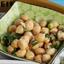 Lebanese Chickpea Appetizer (Hummus Habb)