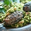 Lebanese-Style Grass-Fed Ground Beef Kabobs