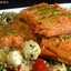 Lemon Pesto Salmon