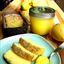 Lemon Pound Cake with Lemon Curd