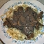 Lighter Beef Stroganoff