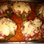 Low Carb Ground Beef Stuffed Peppers with Mushrooms