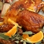 Marmalade Glazed Turkey with Giblet Gravy