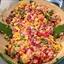 Mexican Corn & Red Kidney Bean Quinoa Salad