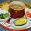 Mexican Lime Soup (Sopa De Lima)