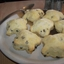 Mile High buttermilk scones