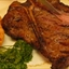 Mouth-watering Grilled T-bone Beef Steak