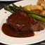 New York Steaks with Wine Sauce