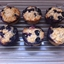 No Flour, No Sugar Blueberry Oatmeal Muffins