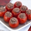 Olive Tapenade Stuffed Cocktail Tomatoes